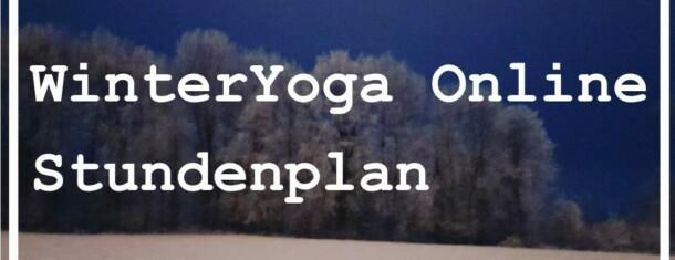 online yoga im winter ab jetzt!