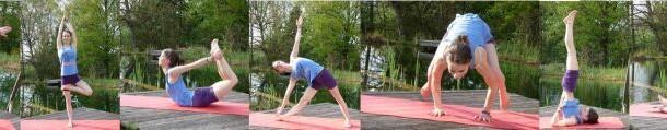 Yogakurse ab 18. Jänner
