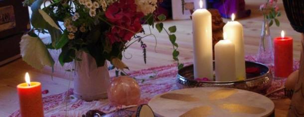silence & sound- meditation & mantrasingen 12. Juni, 19 uhr