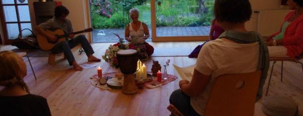 Meditation & Satsang 13. März ab 18:30 Uhr