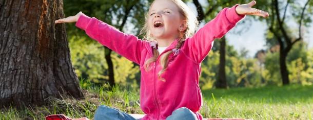 Die Bedeutung des Atmens  und was lachen damit zu tun hat