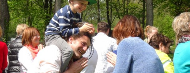 Ausbildung zum/r Lachyogaleiter/ -in 22./23. April 2017
