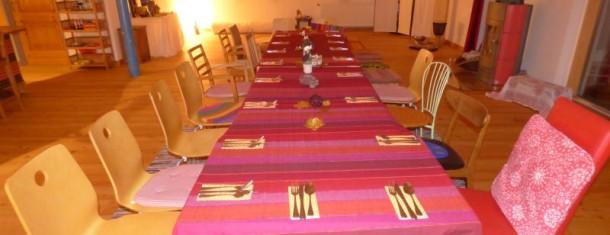 2. Charity Dinner 23.1. , 18 uhr