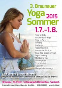 Yogasommer Facebook