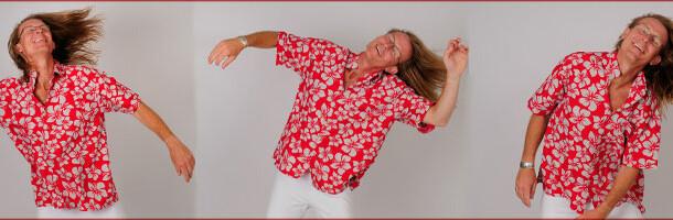Das Leben feiern- getanzt & gelacht mit Egbert Griebeling