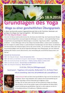 Fabian Grundlagen des Yoga Teil1 Asana