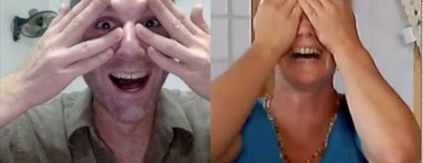 daily laughers- das neue video mit der finkin