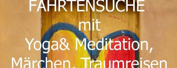 Fährtensuche mit Yoga & Meditation, Märchen, Traumreisen & Astrologie