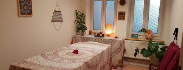 neuer praxisraum für massage & bodywork in simbach / Inn, innstr.5